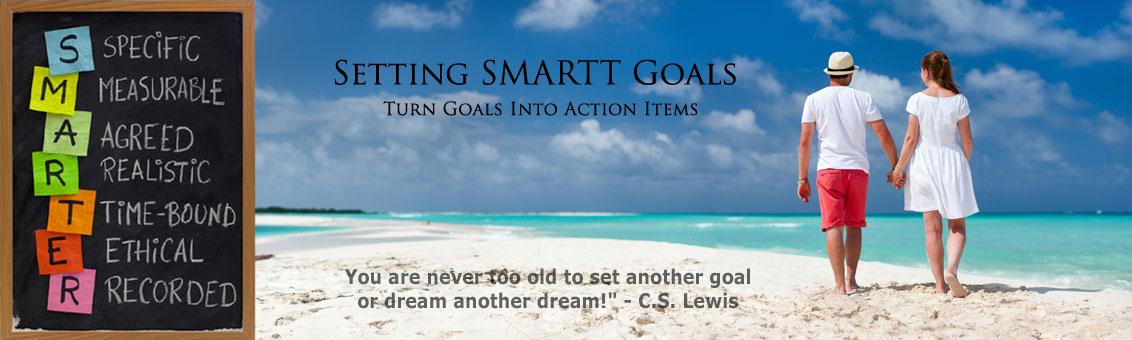 Setting SMARTT Goals